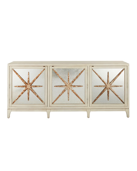Cassino Three-Door Sideboard