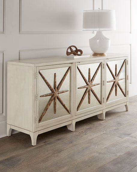 Hooker Furniture Cassino Three-Door Sideboard