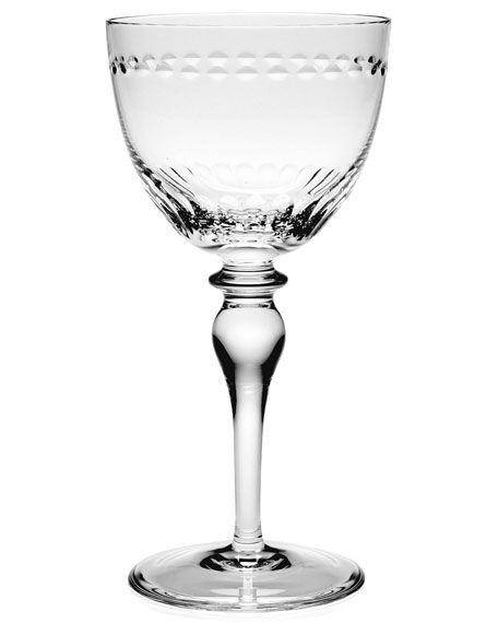 William Yeoward Claire Crystal Goblet