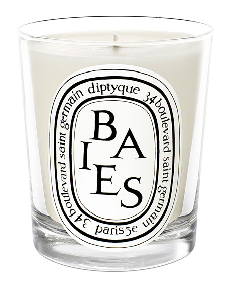 Baies Scented Candle, 190g