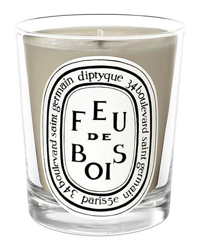 Feu de Bois Scented Candle, 190g