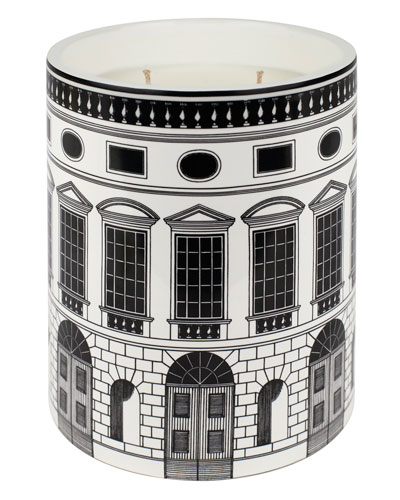 Fornasetti Architettura Scented Candle, 900 g