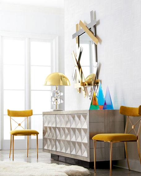 Golden Rider Dining Chair