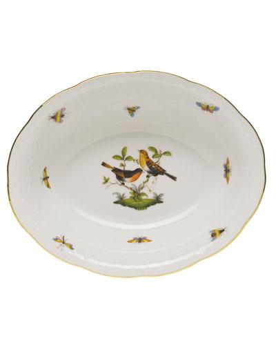 Rothschild Bird Open Vegetable Dish