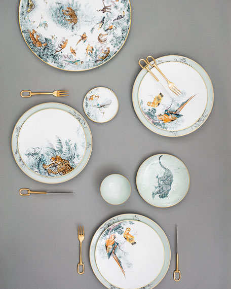 Carnets d' Equateur Birds Dinner Plate