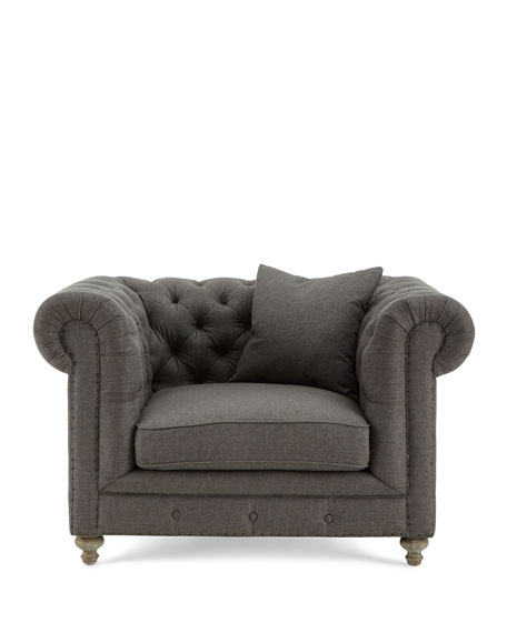 Alice Tufted Chair
