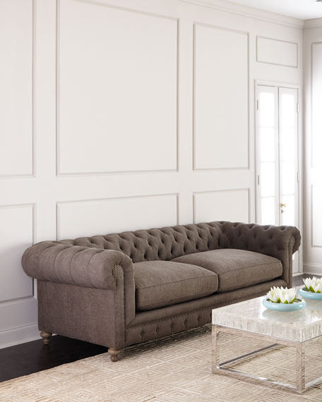 Henry Chesterfield Sofa