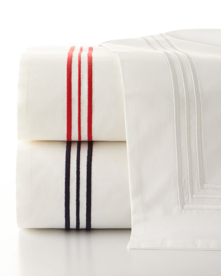Two Standard Trio Pillowcases