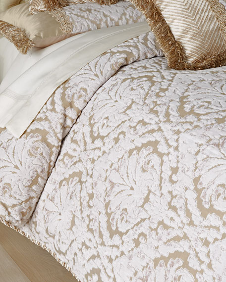 Dian Austin Couture Home King Sloane Duvet Cover