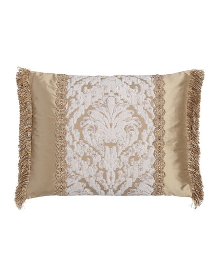Dian Austin Couture Home King Sloane Pieced Sham