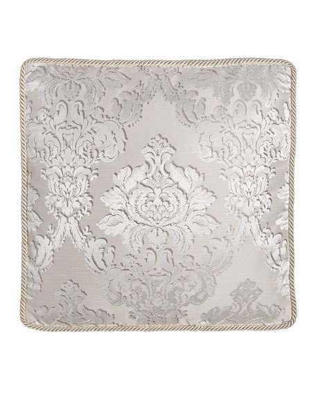 Dian Austin Couture Home European Vasari Damask Box