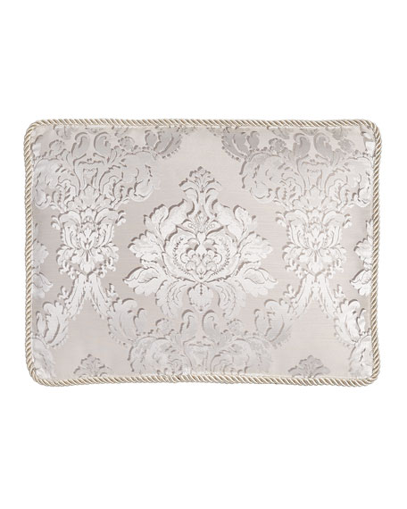 King Vasari Damask Box Sham
