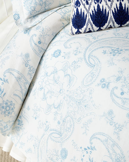 Queen Maya Duvet Cover
