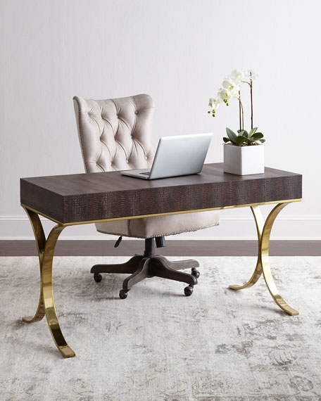 Bernhardt Jeffrey Writing Desk