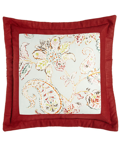 European Serendipity Framed Sham