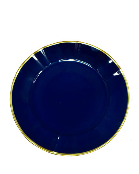 Cobalt Charger Plate
