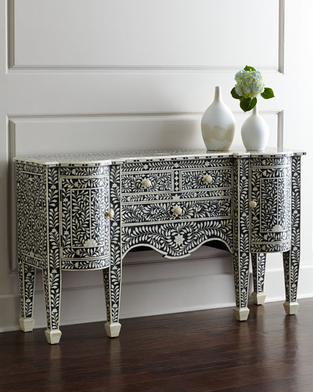 Minetti Inlay Buffet