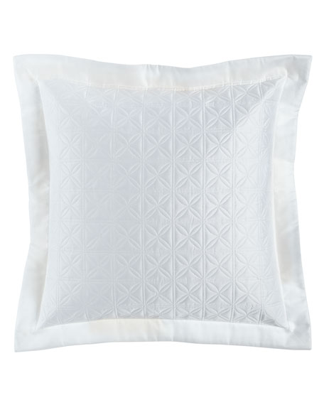 Home Treasures European Isla Quilted Sham