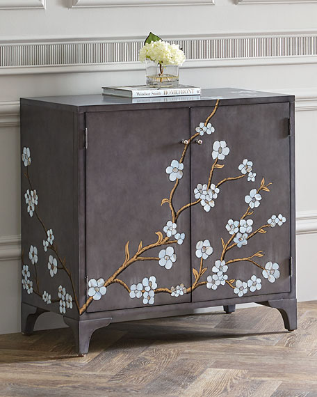 Blooming 2-Door Chest
