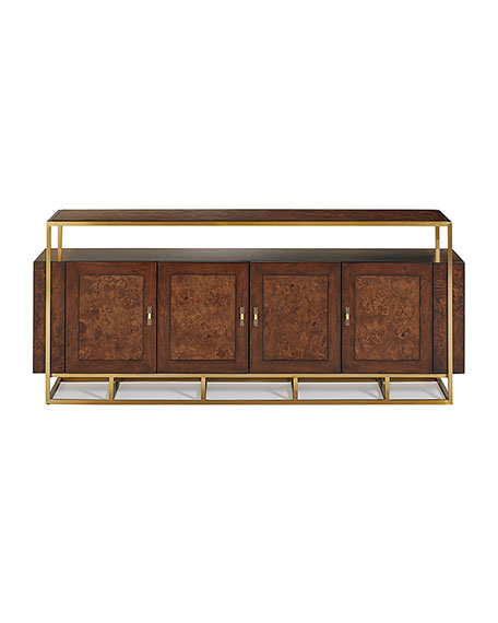 Woodstock Entertainment Console