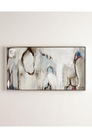 "Jill Pumpelly Fine Art ""Ebb Flow"" Giclee on Canvas Wall Art"