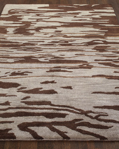 Jocelyn Chocolate Rug, 7'9