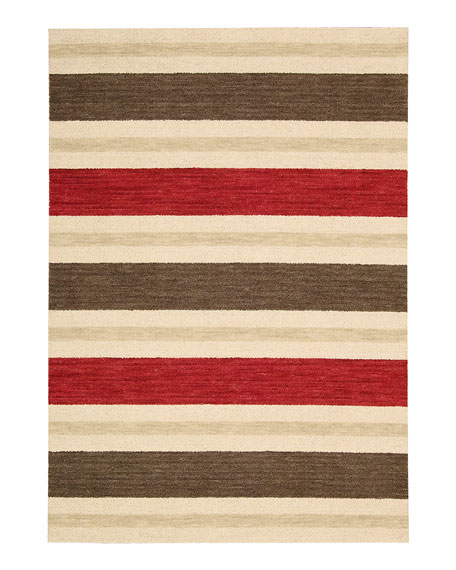 "Oxford Savannah Rug, 3'6"" x 5'6"""