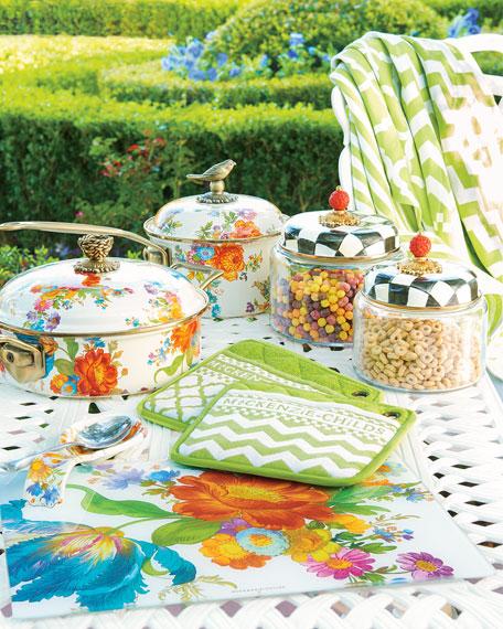 Key Lime Dish Towels, Set of 3