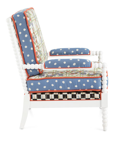 Morning Glory Outdoor Chair