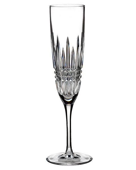Lismore Diamond Champagne Flute