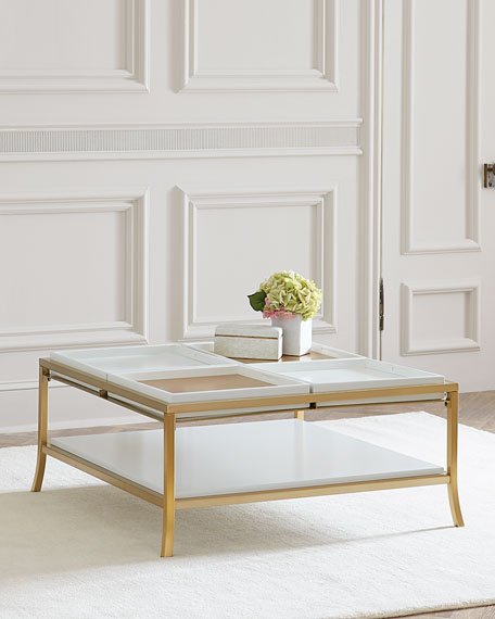 Cynthia Rowley for Hooker Furniture Flip Coffee Table