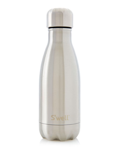 S'well Silver Lining 9-oz. Reusable Bottle