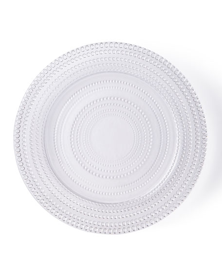 Godinger Lumina Salad Plates, Set of 4