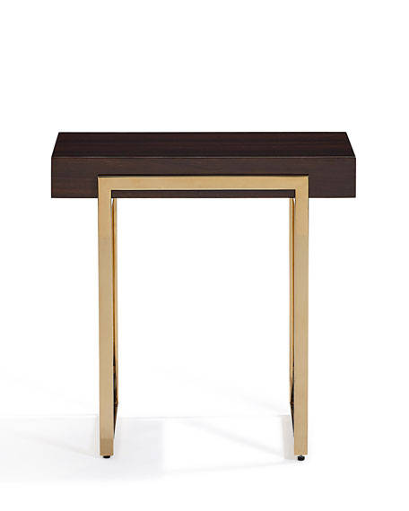 Cronyn Veneer Side Table