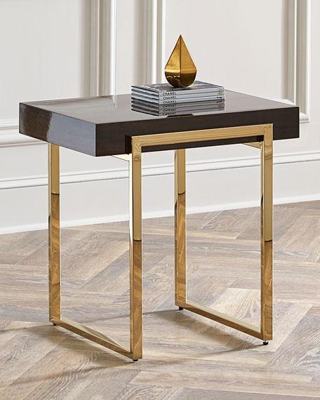 Cronyn Veneer Side Table