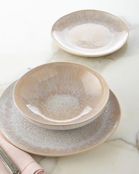 Ibiza Sand Dinner Plates, Set of 4