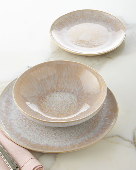 Ibiza Sand Pasta Bowls, Set of 4