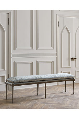 Benches Banquettes At Neiman Marcus