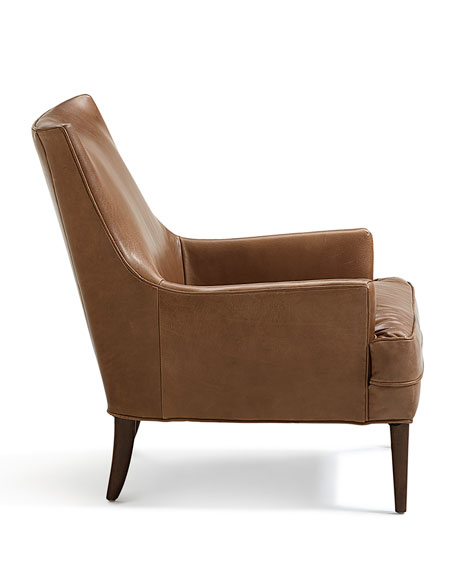 Isaiah Leather Chair