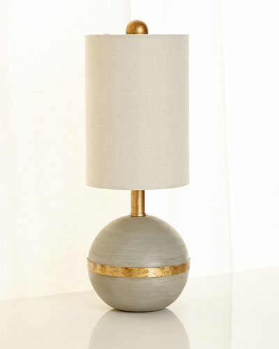 Rockport Sphere Lamp