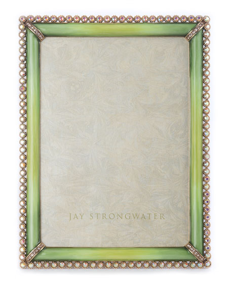 Jay Strongwater Lucas Picture Frame, 5