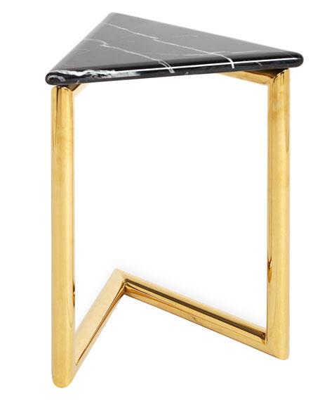 Ultra Triangular Side Table