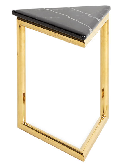 Jonathan Adler Ultra Triangular Side Table