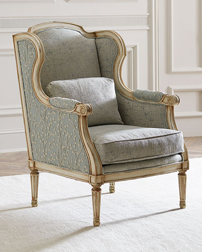 Rayna Wingback Chair