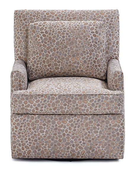 Pebble Swivel Chair