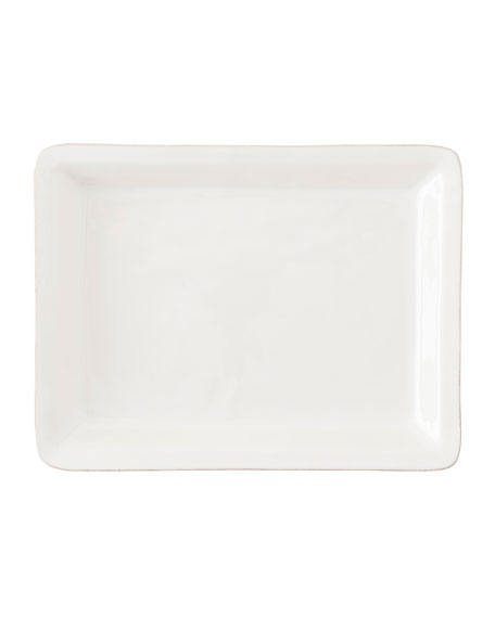 Juliska Puro Whitewash Platter