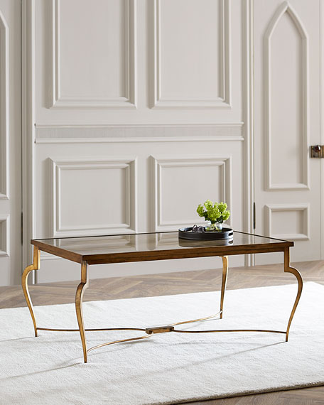 John-Richard Collection Francisco Coffee Table