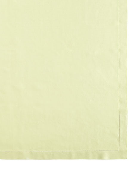 """Hemstitched Tablecloth, 66"""" x 86"""""""
