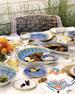 "Berry & Thread ""Sea Urchin"" Dessert/Salad Plate"