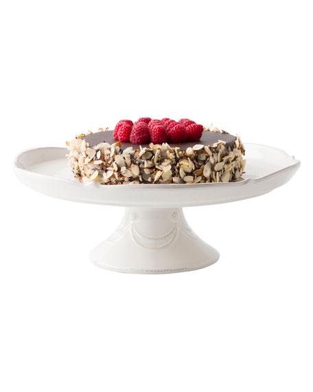 Berry & Thread Whitewash Cake Stand